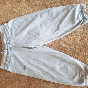 Under Armour sweats, joggers